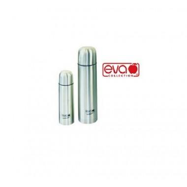 BOTTIGLIA ISOLANTE INOX 18/8 LT.1,0