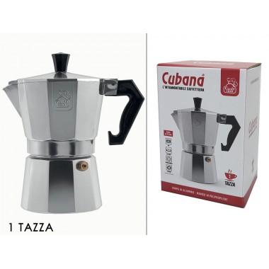 CAFFETTIERA CUBANA 1 TAZZA