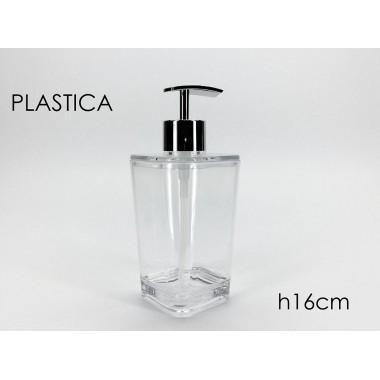 DISPENSER PLASTICA TRASPARENTE