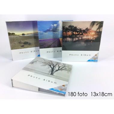 ALBUM 180 FOTO 13X18 PAESAGGI 4ASS