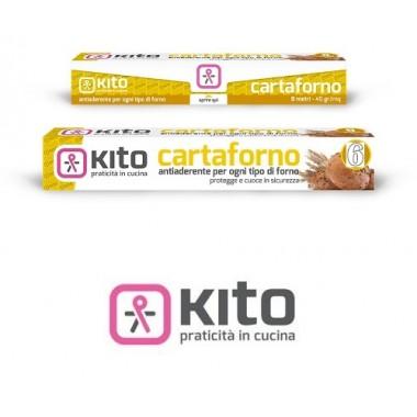 KITO CARTA FORNO 6 METRI FASCIA CM.28